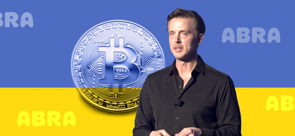 Abra's CEO Now Has 50% of Net Worth in Bitcoins