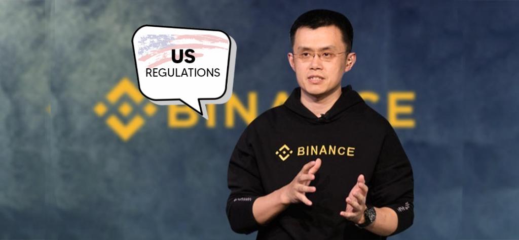 Binance CEO Responds To Allegations On Deceiving US Regulators