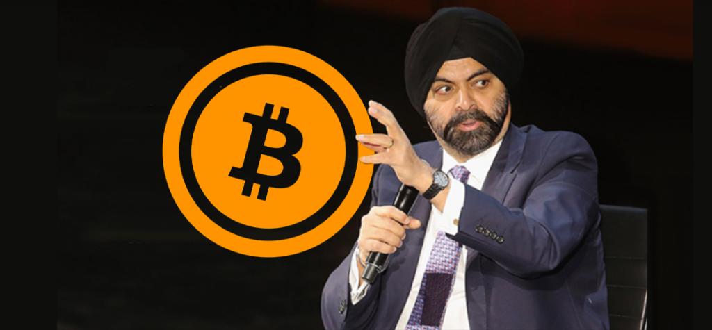 Bitcoin Can't Help the Unbanked: Mastercard CEO Ajay Banga