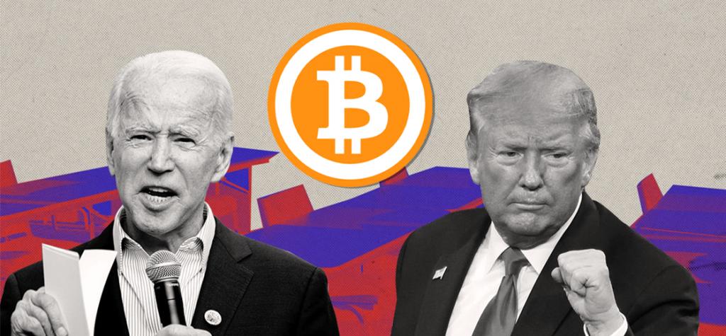 Bitcoin Wins Regardless Of Biden Vs Trump Contest, Says Grayscale CEO
