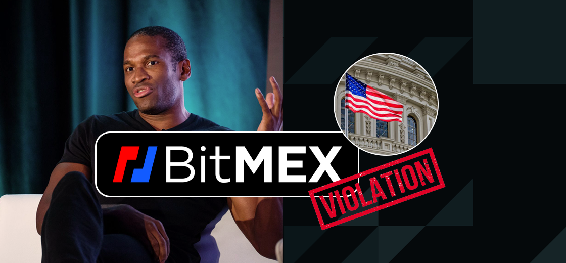 BitMEX Co-founders Charged For Violating the U.S. Bank Secrecy Act