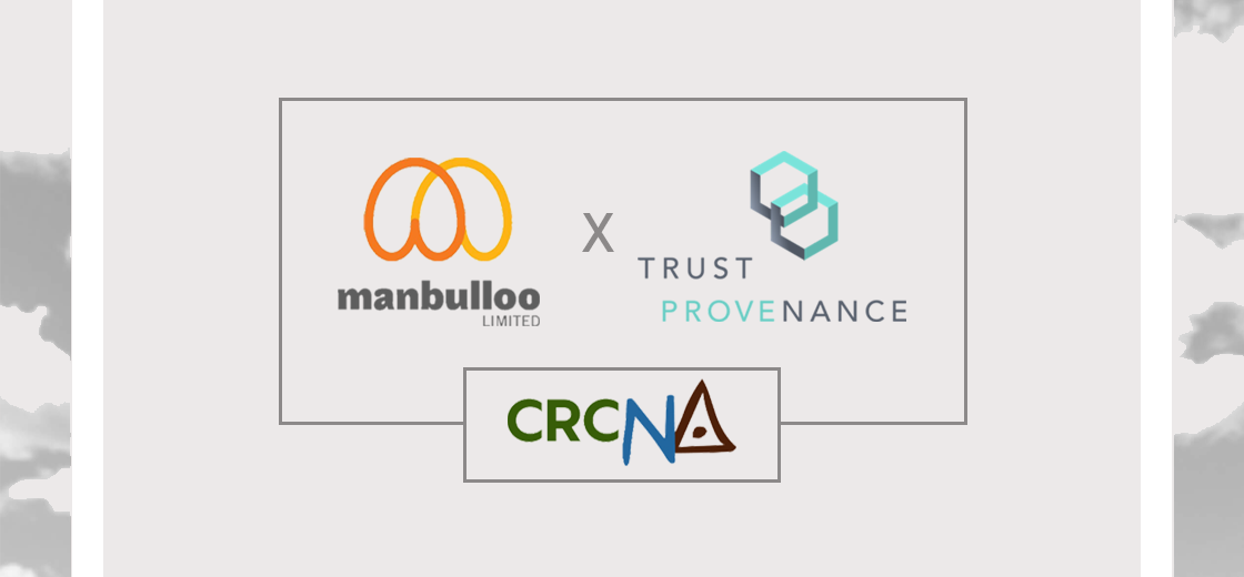 CRCNA Forms Partnership With Manbulloo and Trust Provenance