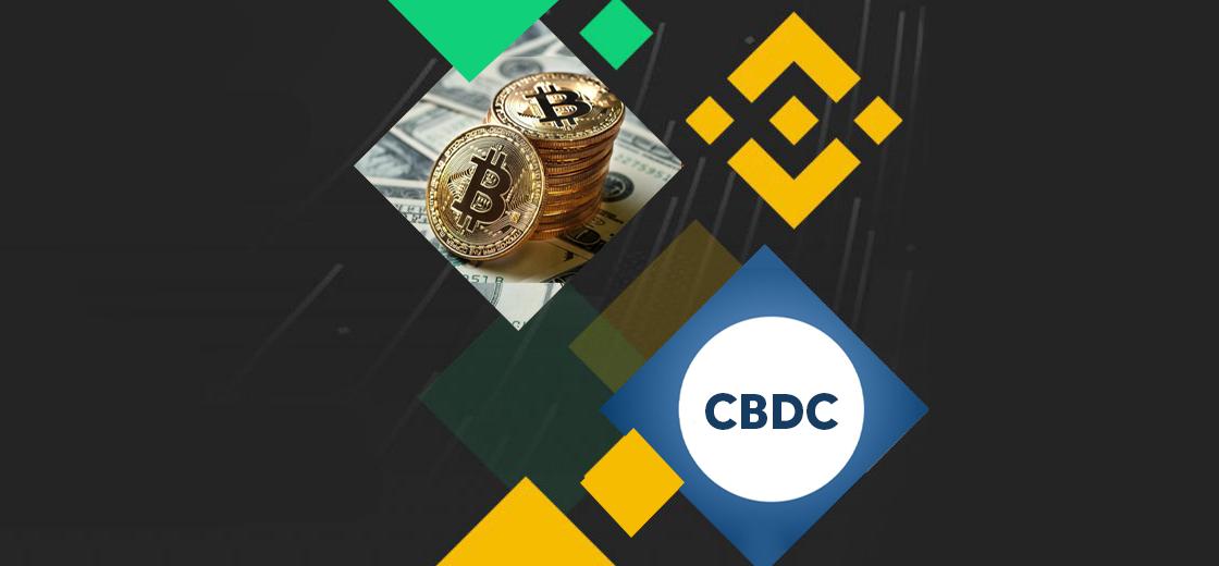 CZ Binance Believes CBDC Might Threaten Bitcoin in Long Run