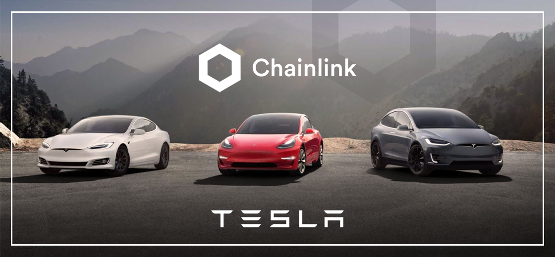 Chainlink Adapter 'Link My Ride' Allows Control of Tesla Cars