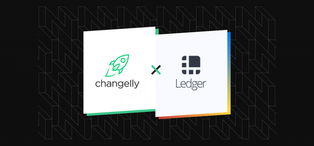 Changelly's API Integrates Into Ledger Live Interface