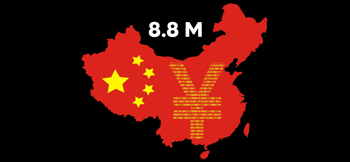 Chinese Consumers Spent 8.8 Million Yuan in Trialing CBDC