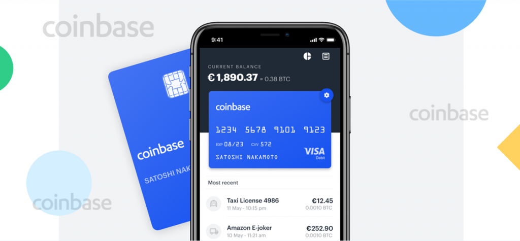 Coinbase to Launch Crypto Visa Debit Card in the U.S.