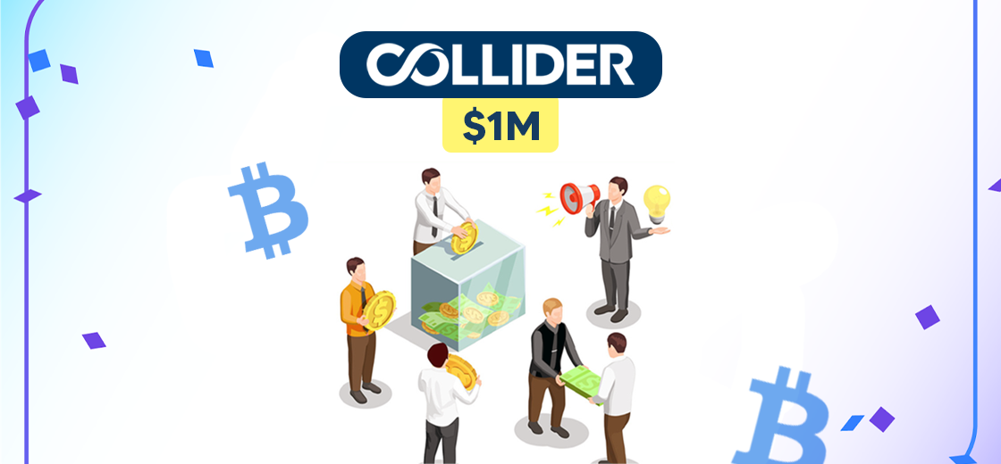 Collider Labs Raises $1M For Blockchain and Crypto Startups
