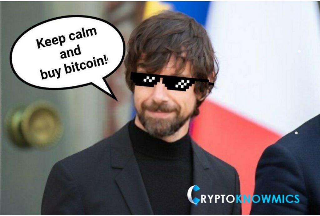 Jack Dorsey's Square Buys USD 50 Million in Bitcoin