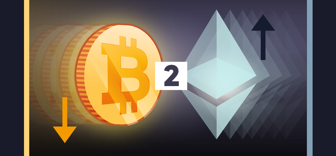 Ethereum Fees Exceeds Bitcoin's For Two Months in a Row