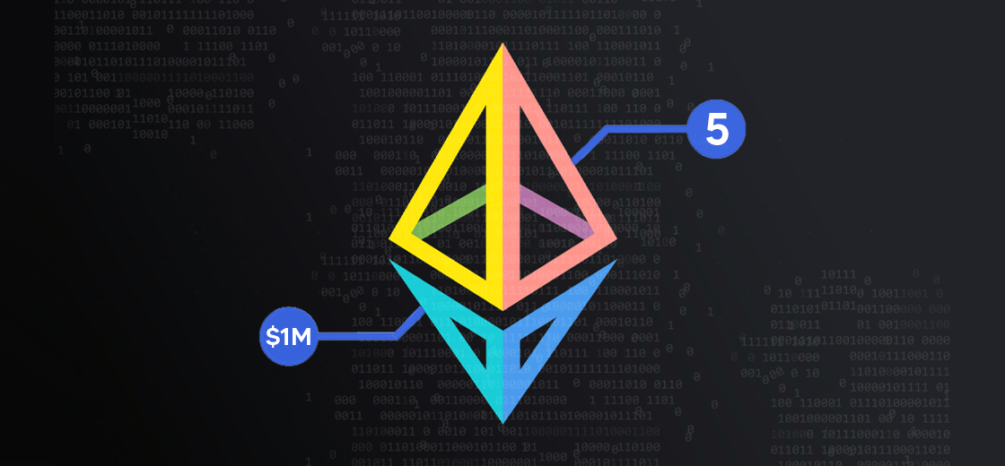 Ethereum's Top 5 NFT Marketplaces Surpasses Daily Volume of $1M