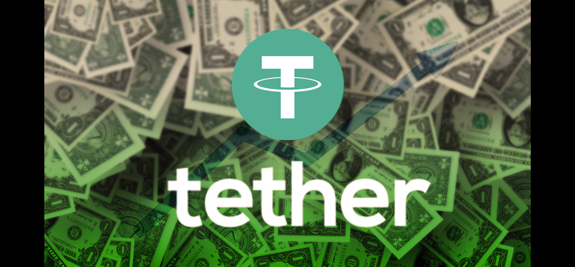 Glassnode Reveals Tether Transaction Volume Increased By Around 20%