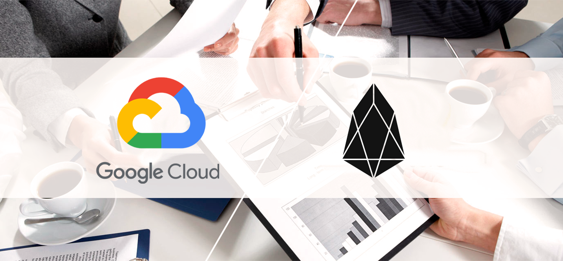 Google Cloud Joins EOS Blockchain Network