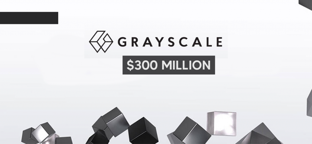 Grayscale Acquires $300 Million Digital Assets In a Single Day