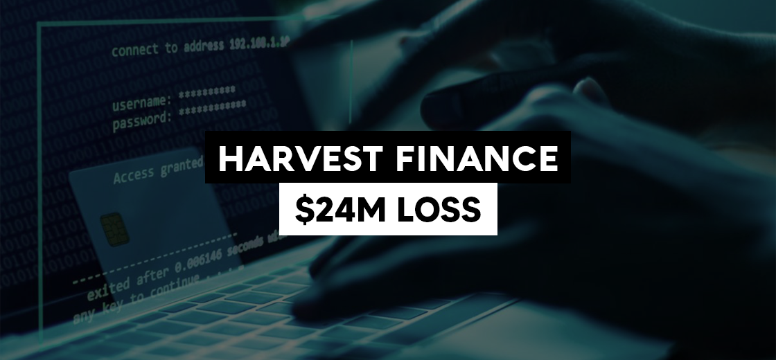 Harvest Finance Admits Making Engineering Error, Causes $33.8M Loss