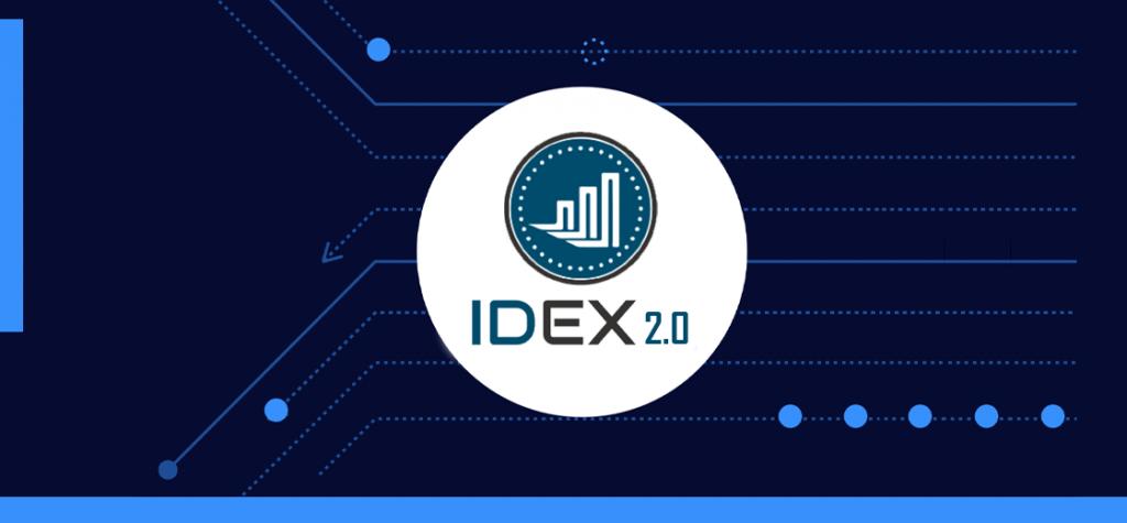 IDEX 2.0. Brings Seamless DEX User Experience