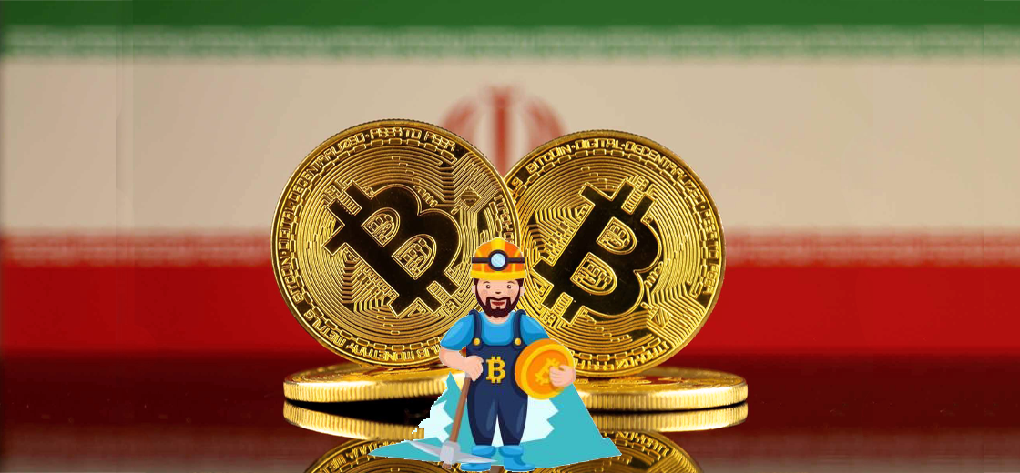 Iran Is Buying Bitcoins From Miners to Fund Imports