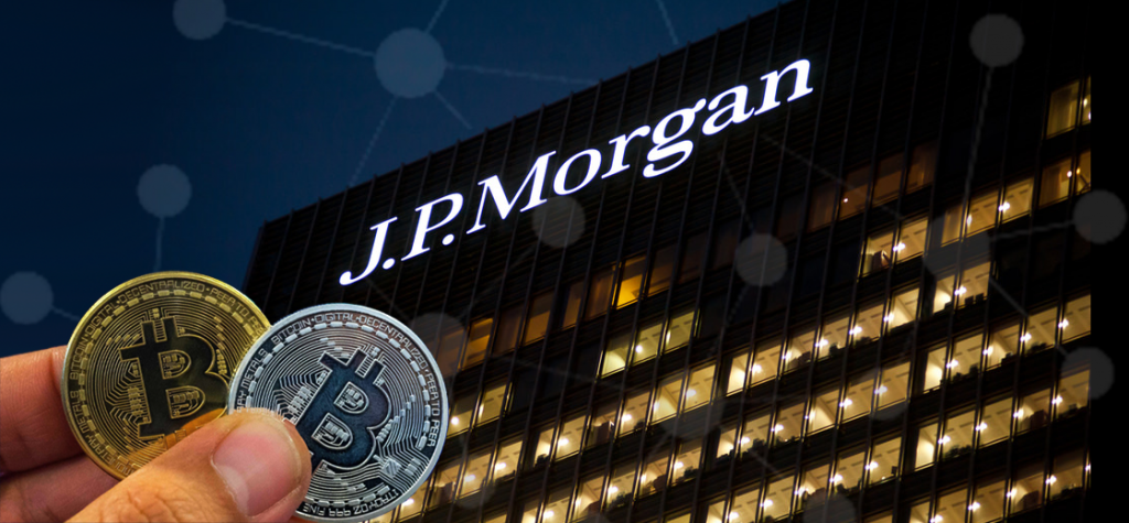 JPMorgan Launches New Unit for Blockchain and Digital Currency