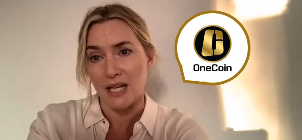 Kate Winslet to Star in Crypto Scheme Movie on OneCoin's Ponzi Scheme