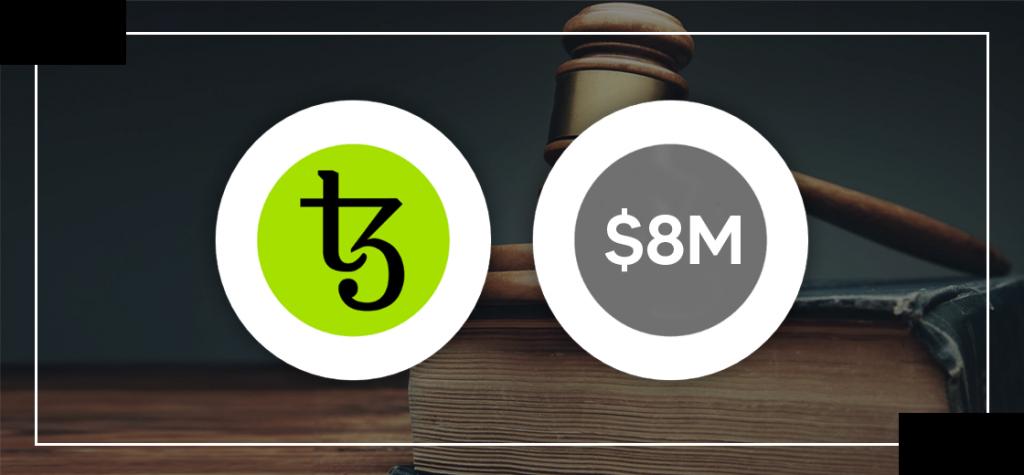 Law Firms Battle Over $8M Tezos Lawsuit Settlement Fee