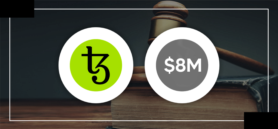 Law Firms Battle Over $8M Tezos Lawsuit Settlement Fee