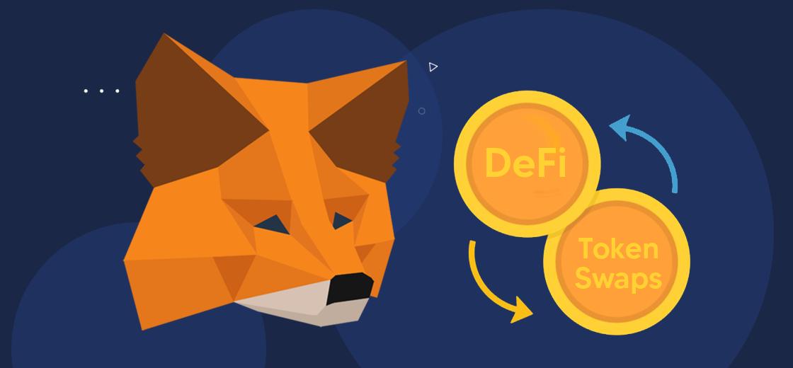 MetaMask Dips Into DeFi By Offering Token Swaps