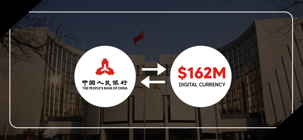 PBOC Processes $162M Worth of Digital Currency in Pilot Transaction