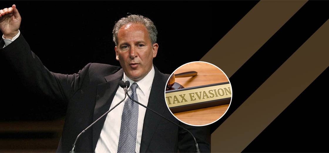 Peter Schiff's Bank Under International Investigation for Tax Evasion