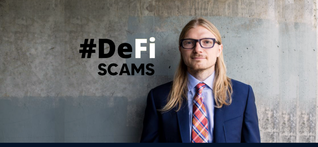 Jesse Powell Says DeFi Scams Should Not Expect to Get Bail-Out