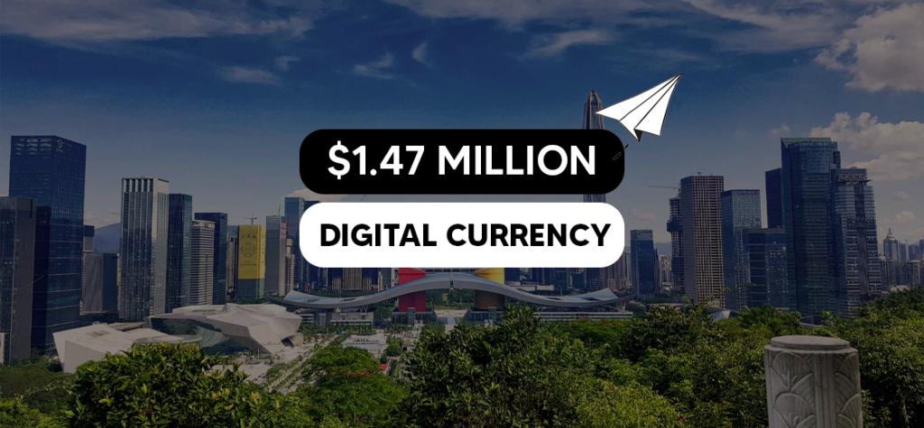 Shenzhen To Issue $1.47M Worth Digital Currency in Pilot Program