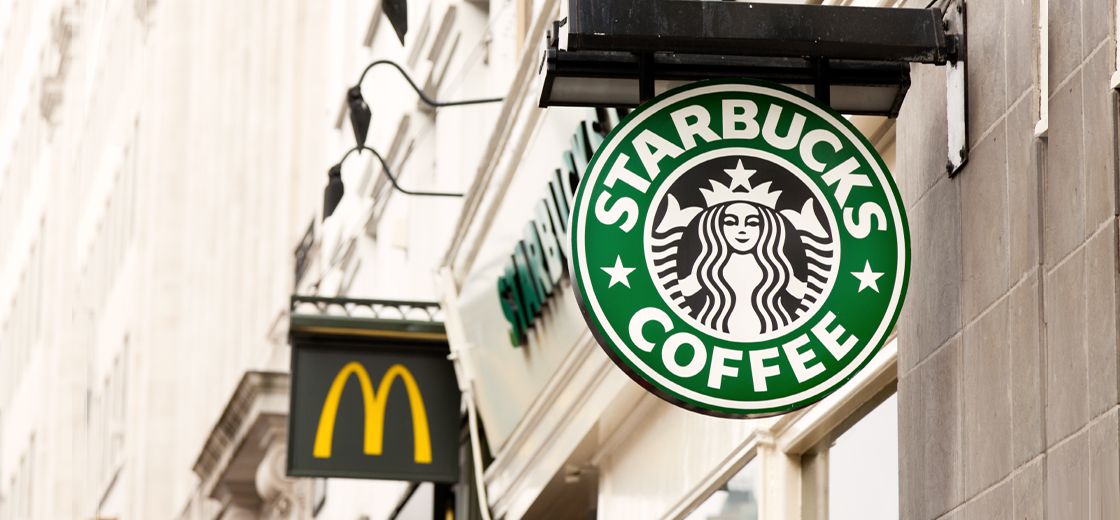 Starbucks and McDonald's Are Not Participating in Ongoing CBDC Tests