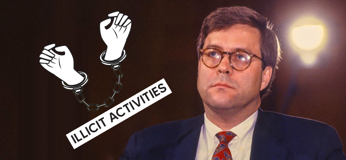 William Barr Says Recent Framework Will Fight Against Illicit Activities