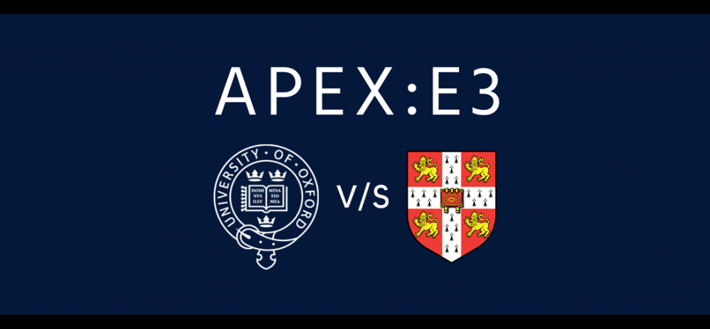 APEX: E3 Launches Algorithmic Trading Competition