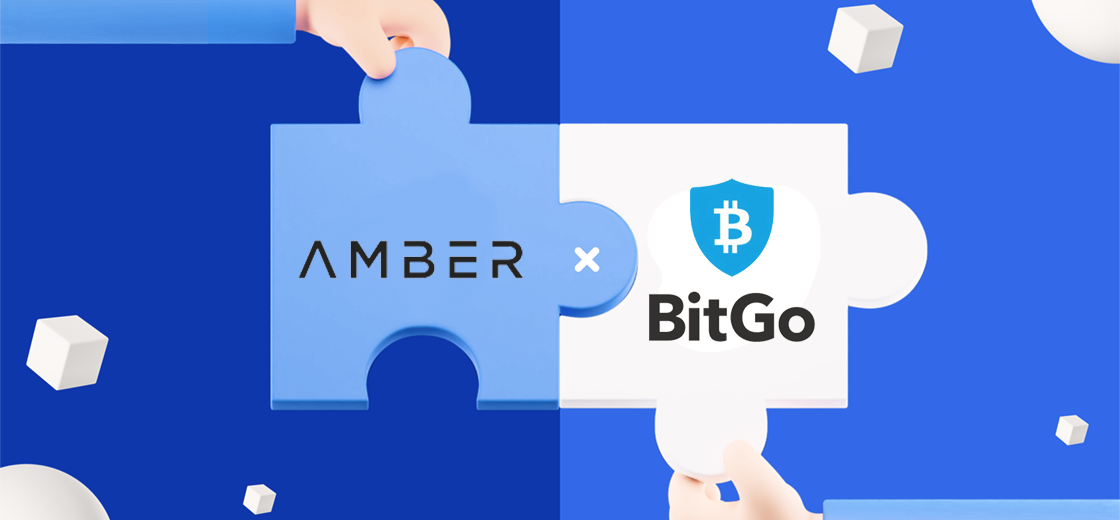 Amber Group Picks BitGo for its Clientele of Institutional Investors