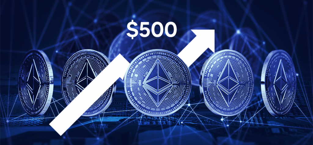 Analysts Expect Ethereum to Rally Above $500