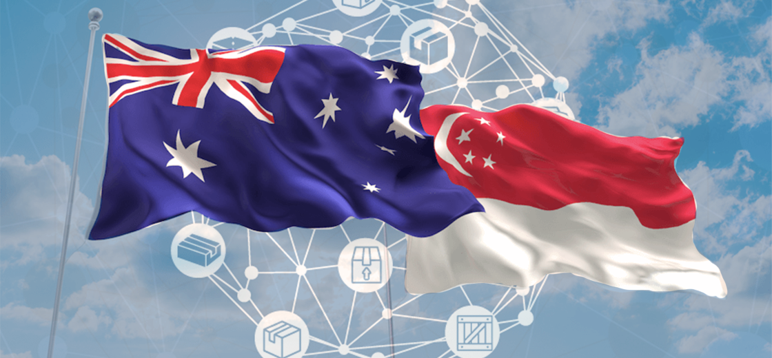 Australia and Singapore Trials Blockchain For Cross-Border Trade