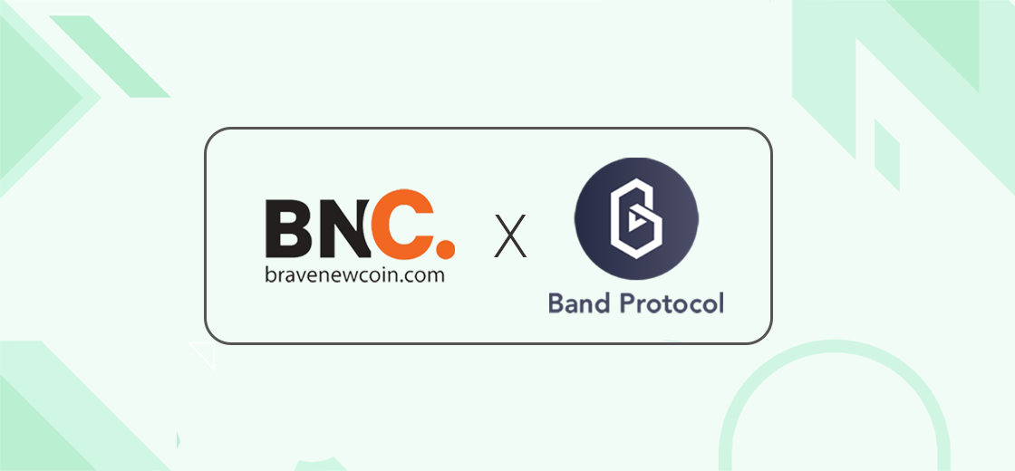 Band Protocol Teams Up With Brave New Coin For Crypto Price Oracles
