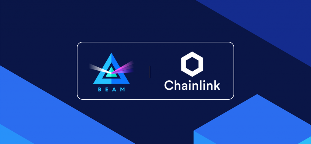 Beam Announces Integration with Chainlink's Price Feeds for DeFi Apps
