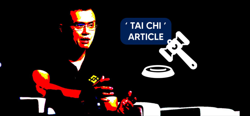 Binance Files Lawsuit Against Forbes Reporter Over 'Tai Chi' Article