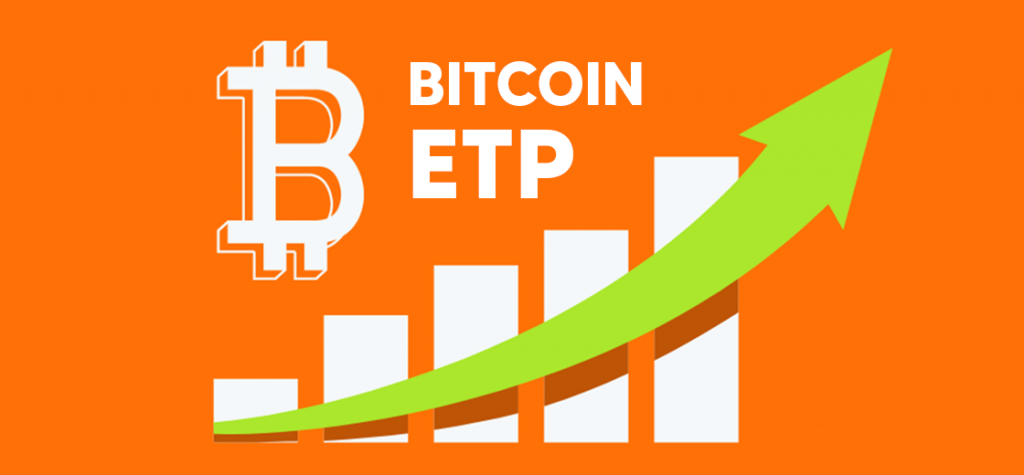 Bitcoin ETP Surges as Institutions Buy Up BTC Extensively