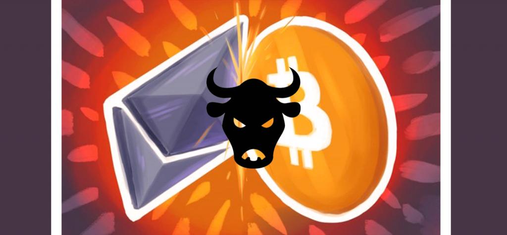 Bitcoin and Ether Futures Showing Same Bullishness: Market Data