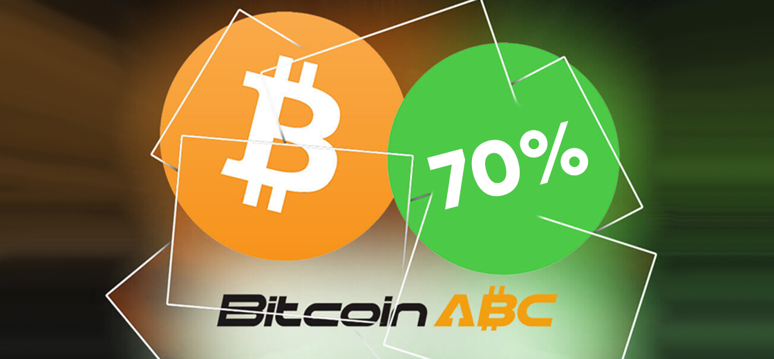 Bitcoin Cash ABC Up By 70% With New Client Release