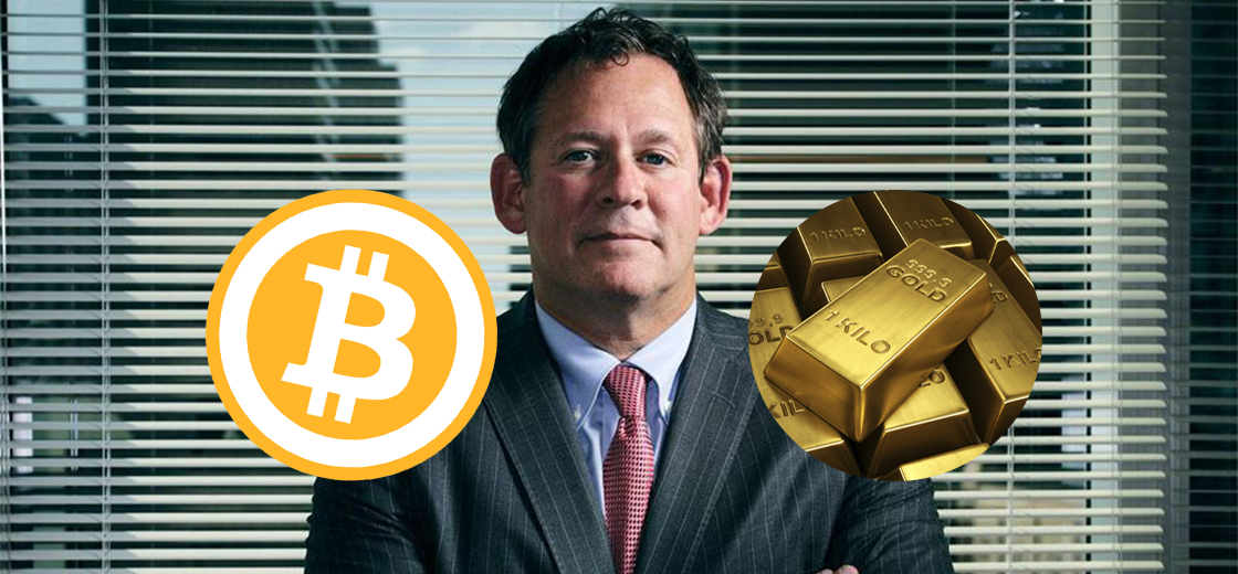BlackRock's CIO Rick Rieder Says Bitcoin Could Replace Gold