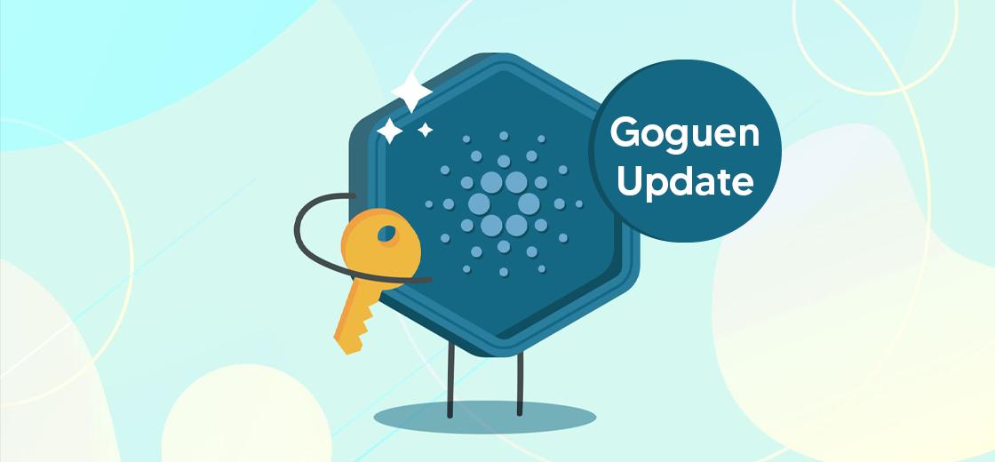 Cardano Blockchain Set to Implement Goguen Update