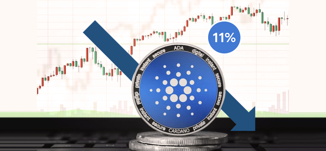 Cardano Drops 11% In Bearish Trade Since September