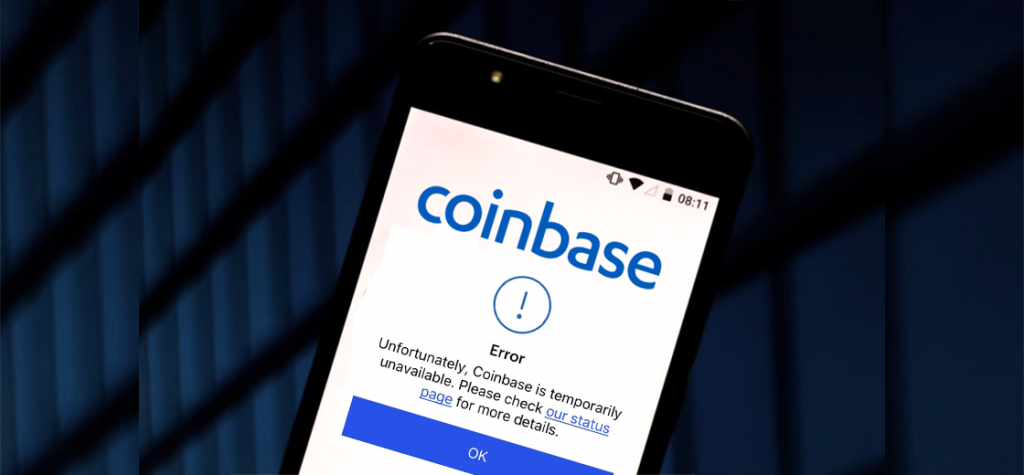 Coinbase Exchange Crashes as Bitcoin Soars Higher