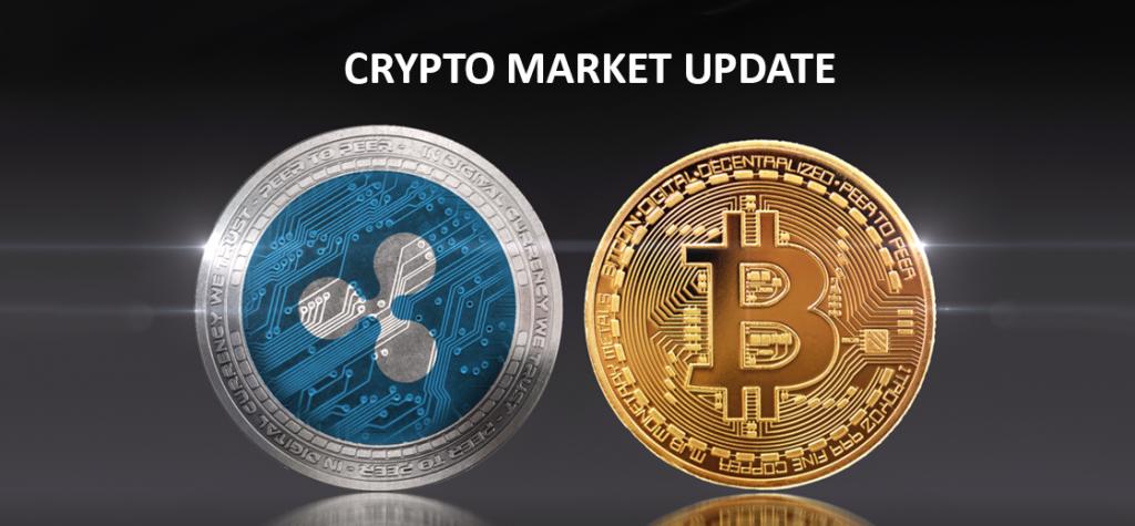 Crypto Market Update: Bitcoin (BTC) and Ripple (XRP)