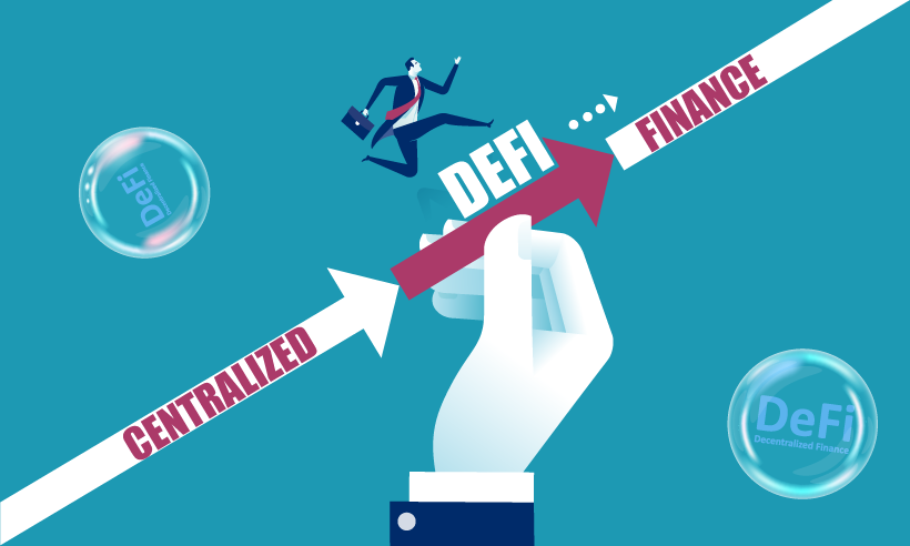 How Defi is Filling the Shortcomings of Centralized Finance