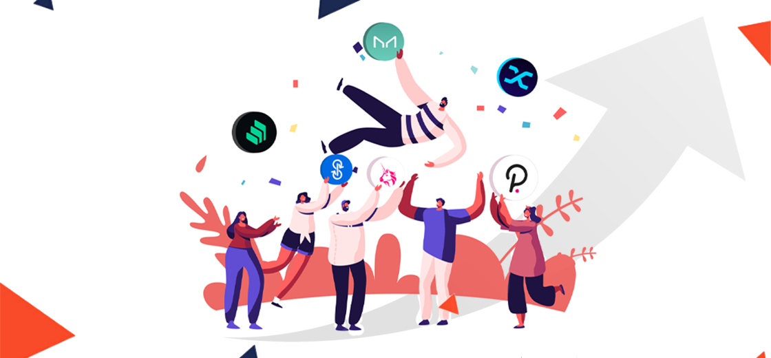 Defi Users Increases Impressively Despite Losses Faced by Tokens
