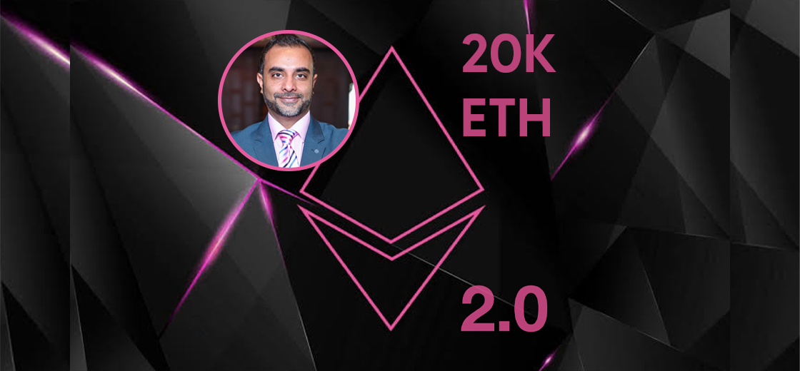 Ethereum 2.0 Receives 20K ETH From IBC Group Chairman